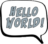 Words: Hello World!